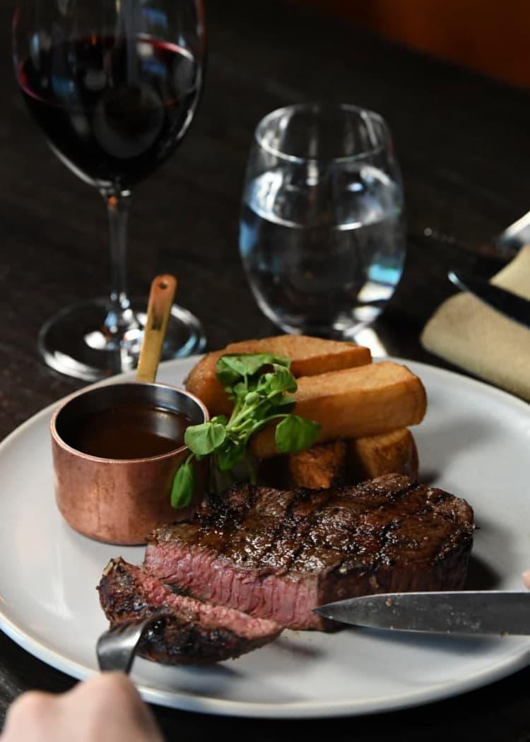 Meat Packers District | Steak Restaurant Berwick